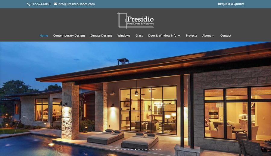 Presidio Steel Doors & Windows