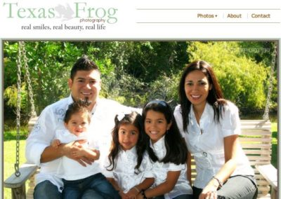 Texas Frog Photography