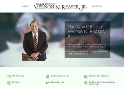 Vernon Reaser Law