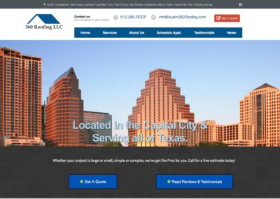 Austin 360 Roofing