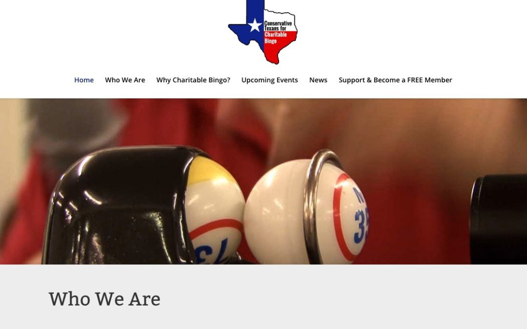 Conservative Texans for Charitable Bingo