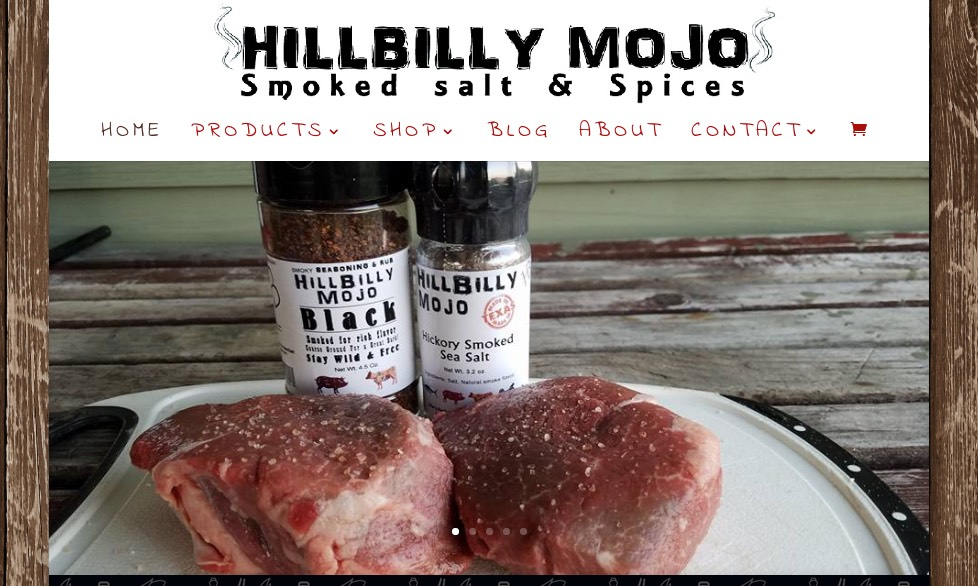Hill Billy Mojo