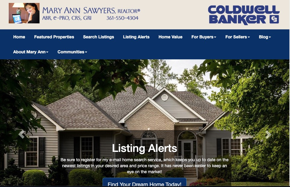 Mary Ann Sawyers, Realtor®